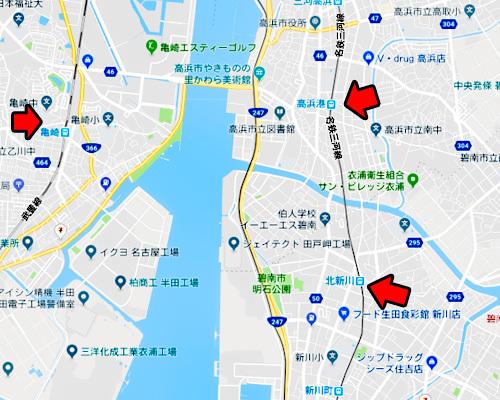 高浜~亀崎までの地図.jpg
