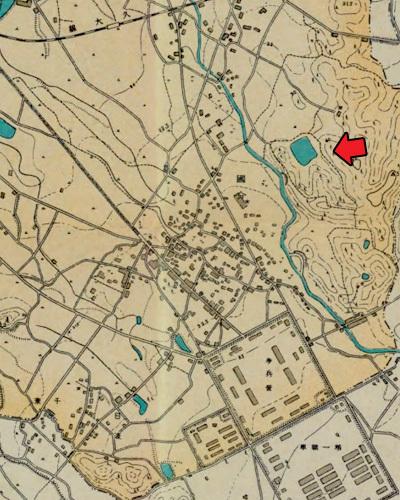 久留米市史・昭和3年の地図.jpg