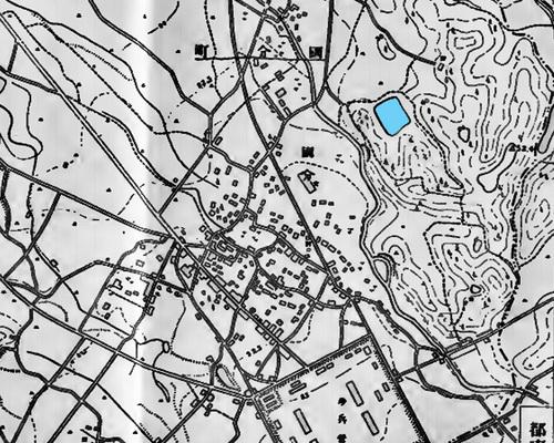 久留米都市計画街路決定ノ件・国分周囲地図.jpg